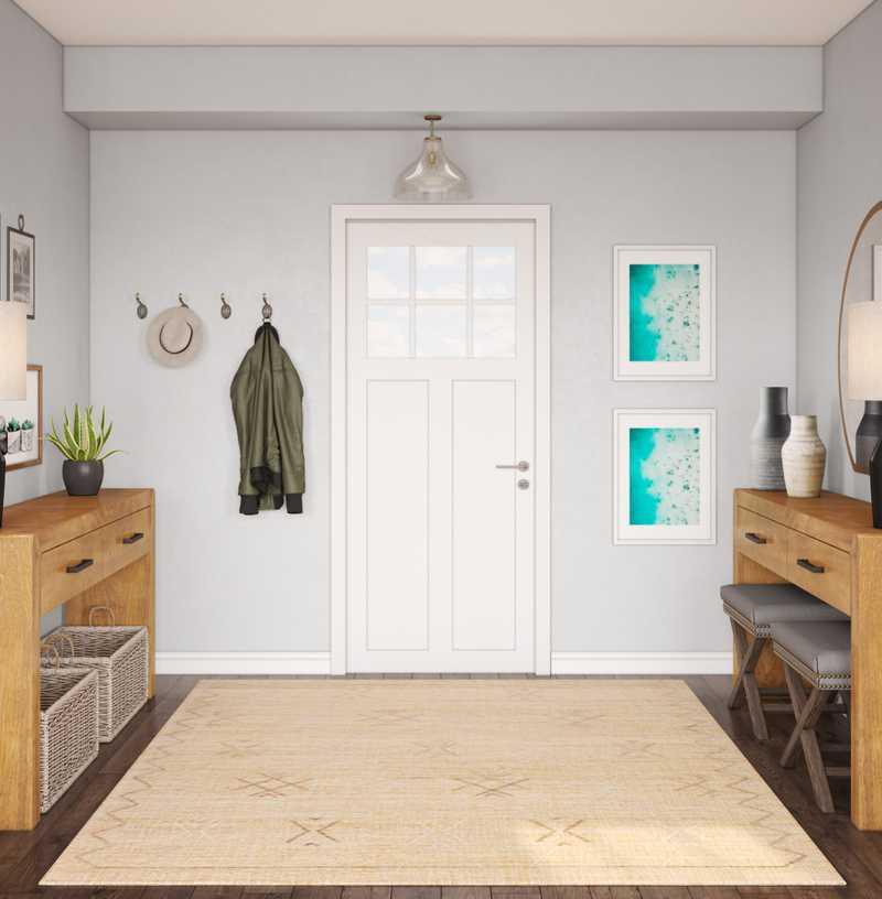 Bohemian, Transitional, Scandinavian Other Design by Havenly Interior Designer Rachel