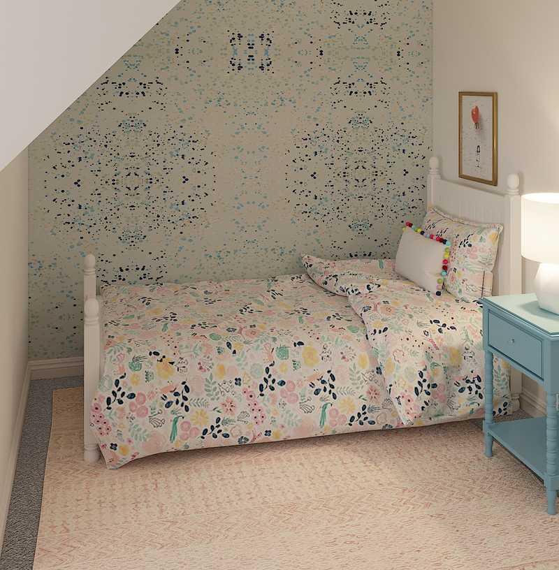 Transitional, Preppy Other Design by Havenly Interior Designer Leah