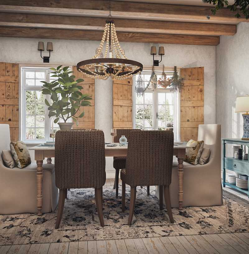 Traditional, Farmhouse, Rustic, Vintage Design by Havenly Interior Designer Melissa