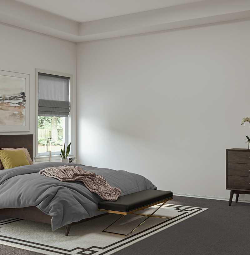 Contemporary, Modern Bedroom Design by Havenly Interior Designer Fiona
