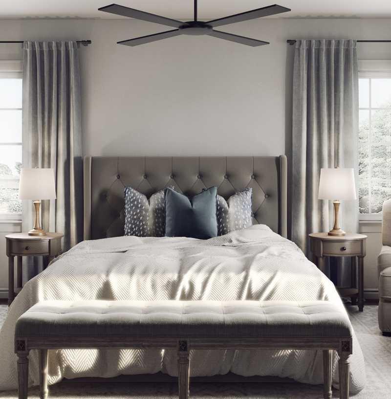 Bedroom Design by Havenly Interior Designer Jillian