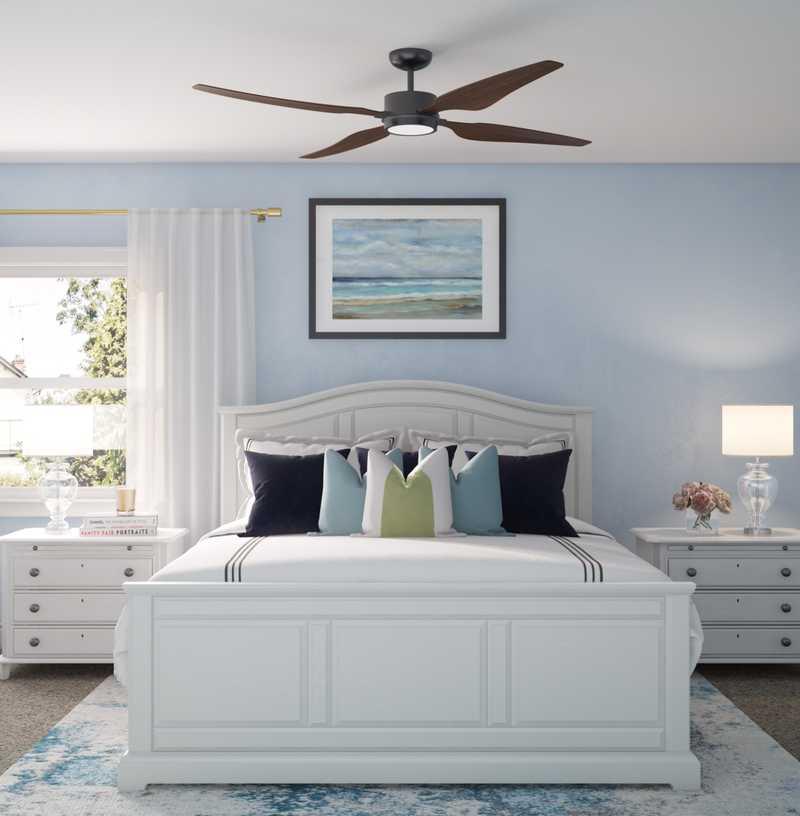 Contemporary, Modern Bedroom Design by Havenly Interior Designer Emily