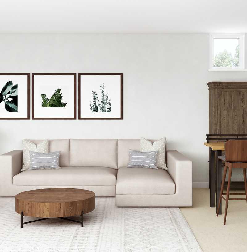 Living Room Design by Havenly Interior Designer Jillian