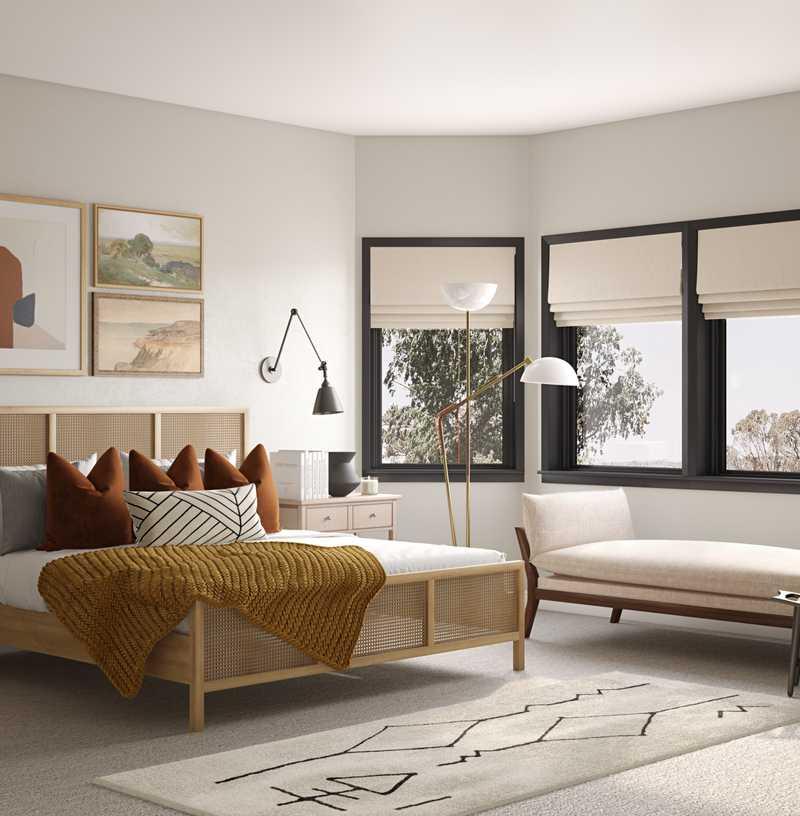 Global Bedroom Design by Havenly Interior Designer Brady