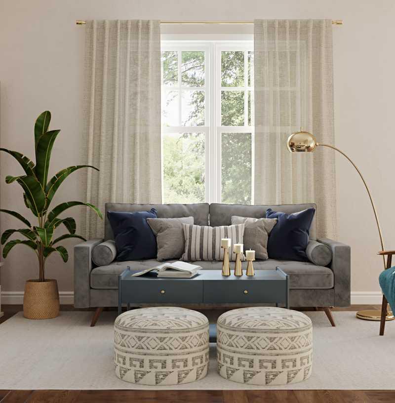 Modern, Midcentury Modern Other Design by Havenly Interior Designer Karen
