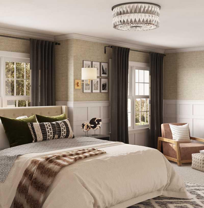 Industrial Bedroom Interior Design Ideas Havenly