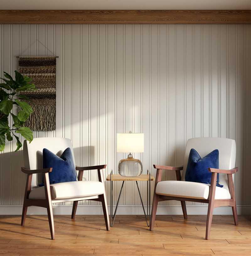 Living Room Design by Havenly Interior Designer Sarah