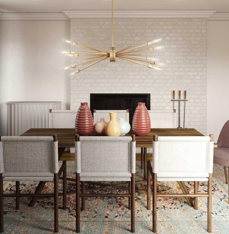 Dining Room Design by Havenly Interior Designer Lisa