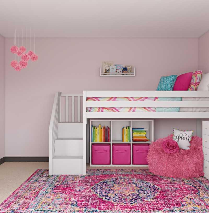 Modern, Eclectic Nursery Design by Havenly Interior Designer Christina