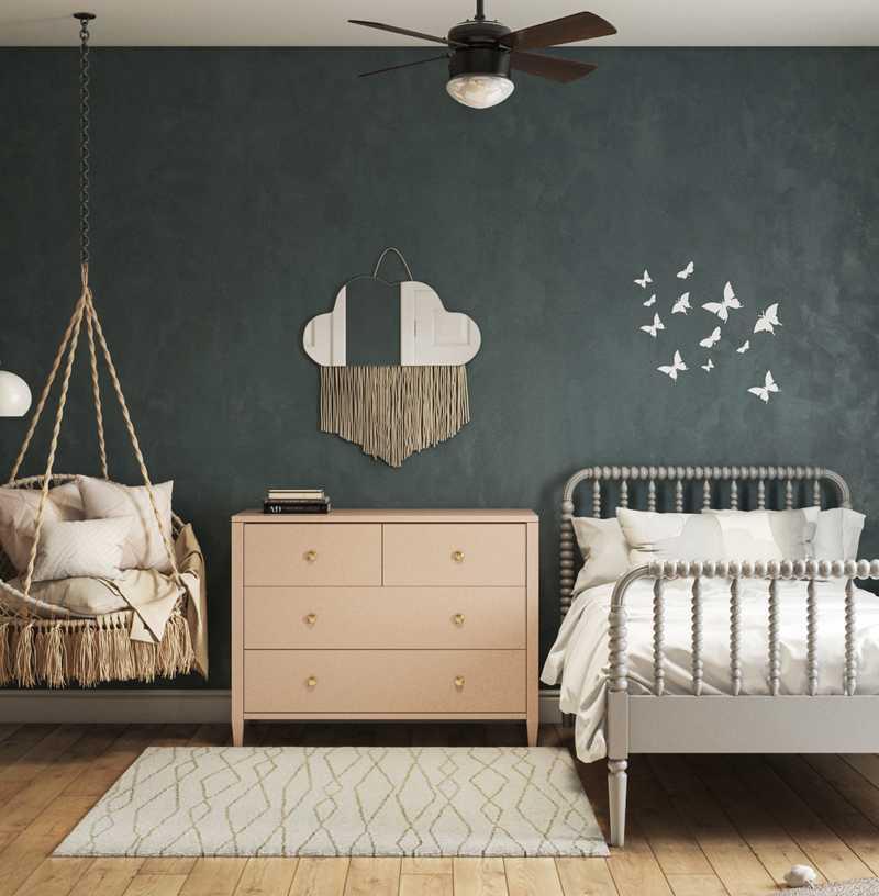 Contemporary, Modern Bedroom Design by Havenly Interior Designer Carla