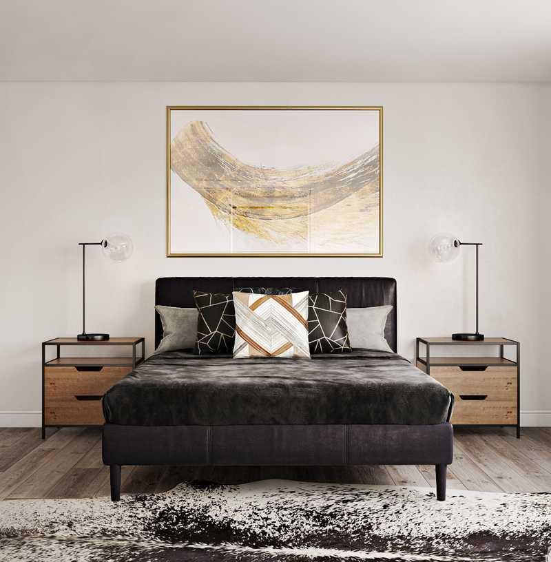 Contemporary, Modern Bedroom Design by Havenly Interior Designer Brianna
