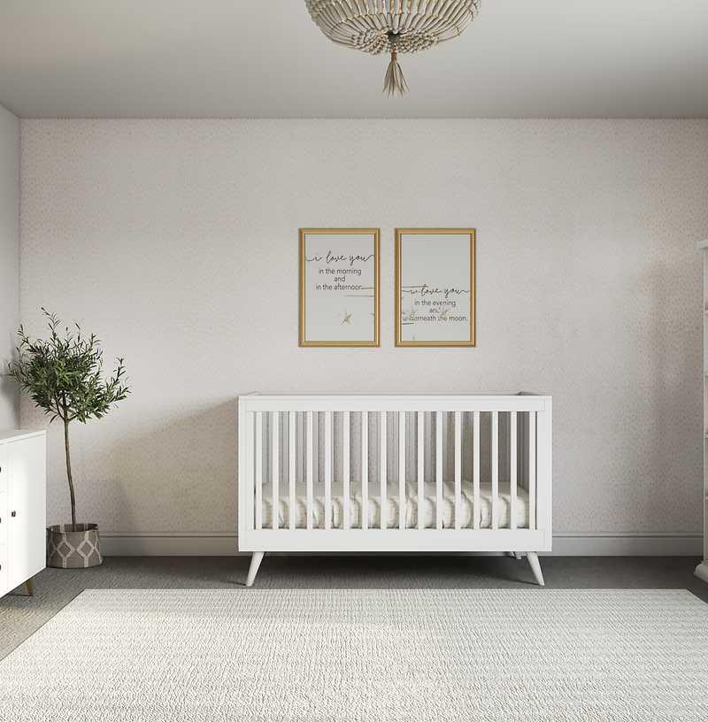 Classic Nursery Design by Havenly Interior Designer Brooke