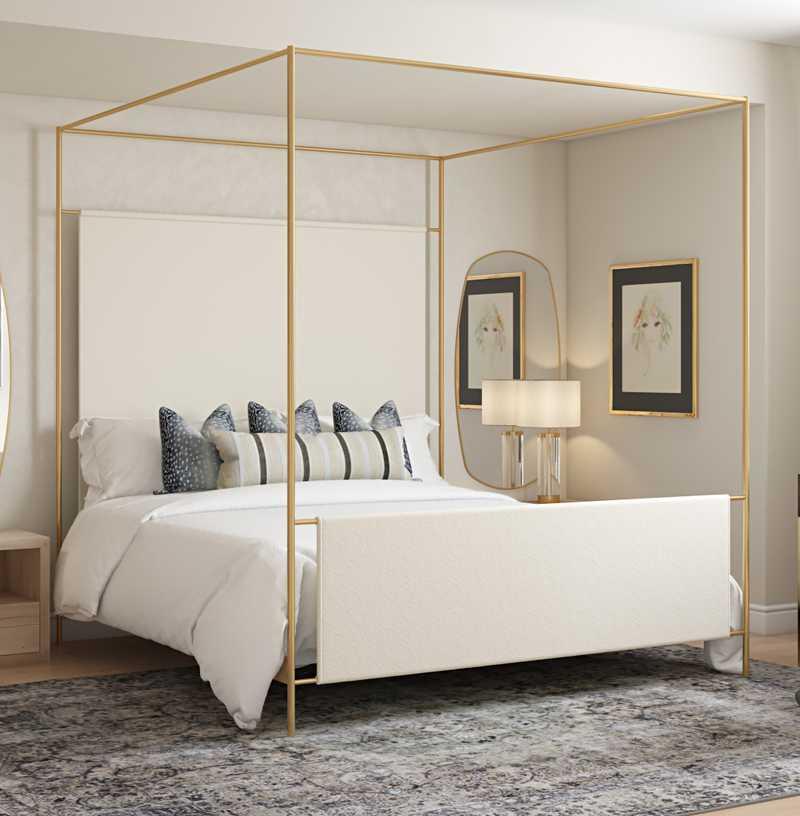 Bedroom Design by Havenly Interior Designer Matthew