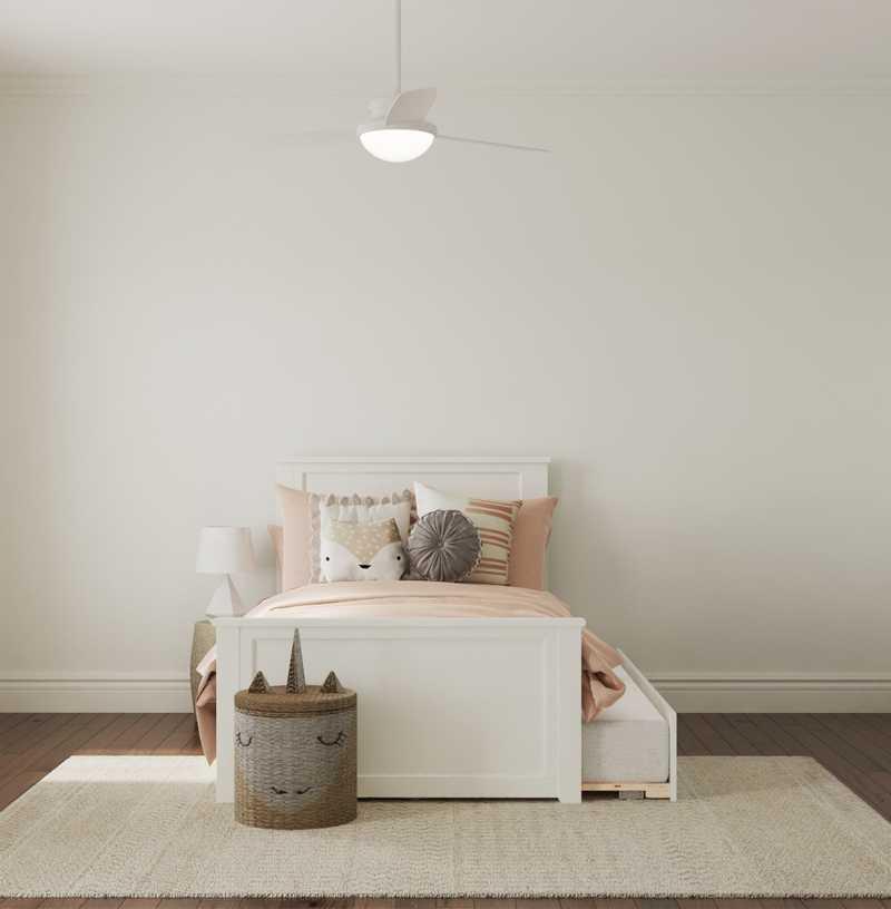 Contemporary, Transitional, Midcentury Modern Nursery Design by Havenly Interior Designer Abby