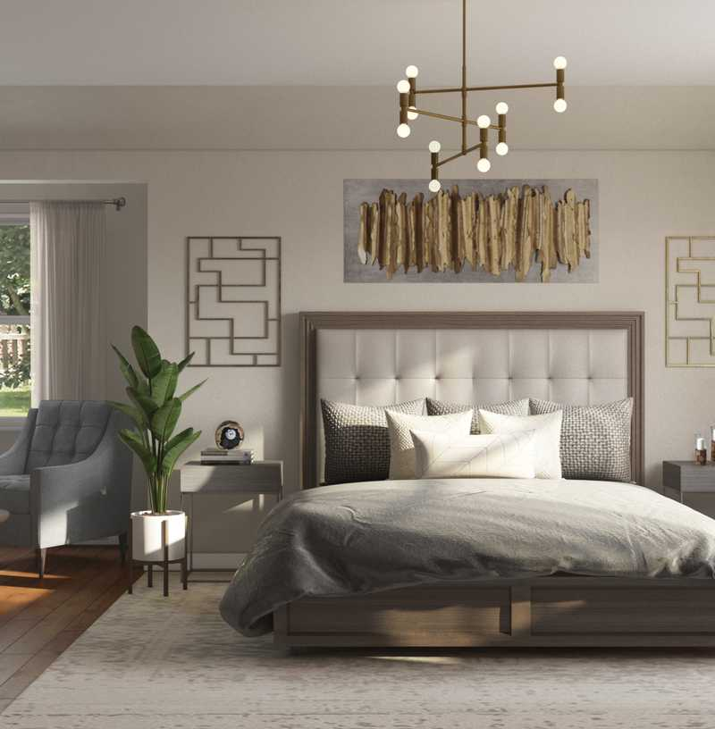 Classic Bedroom Design by Havenly Interior Designer Haley