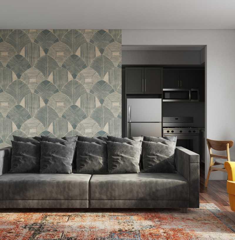 Midcentury Modern Other Design by Havenly Interior Designer Azure