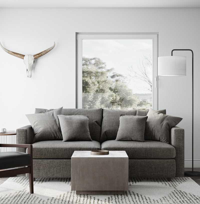 Midcentury Modern Dining Room Design by Havenly Interior Designer Julija