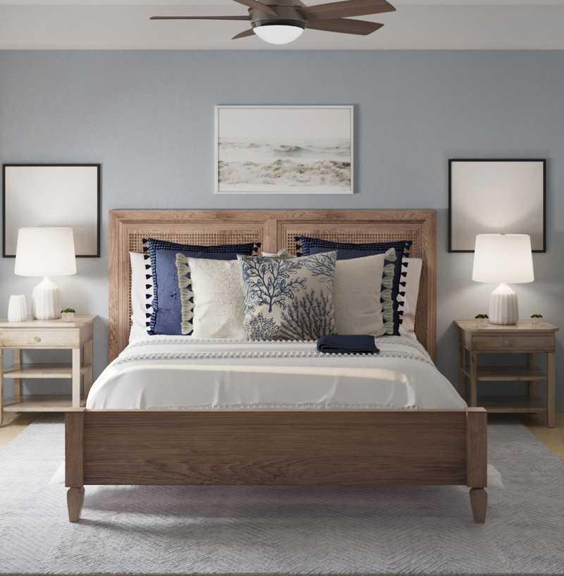 Bedroom Design by Havenly Interior Designer Laura