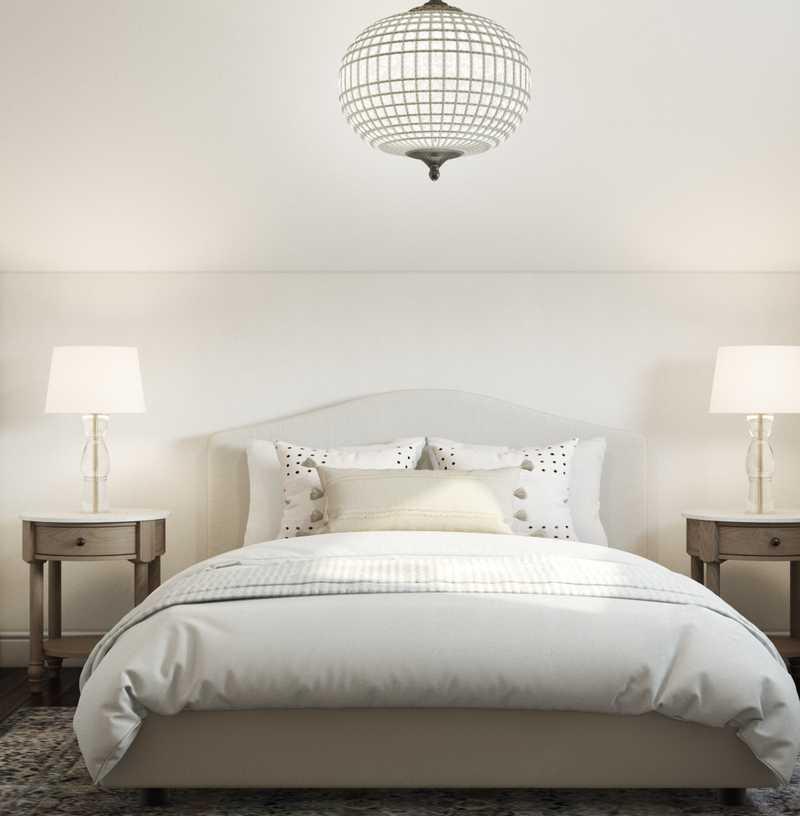 Classic, Traditional, Farmhouse Bedroom Design by Havenly Interior Designer Sara