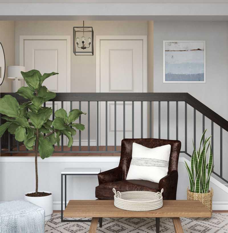 Modern, Bohemian, Farmhouse Other Design by Havenly Interior Designer Amanda