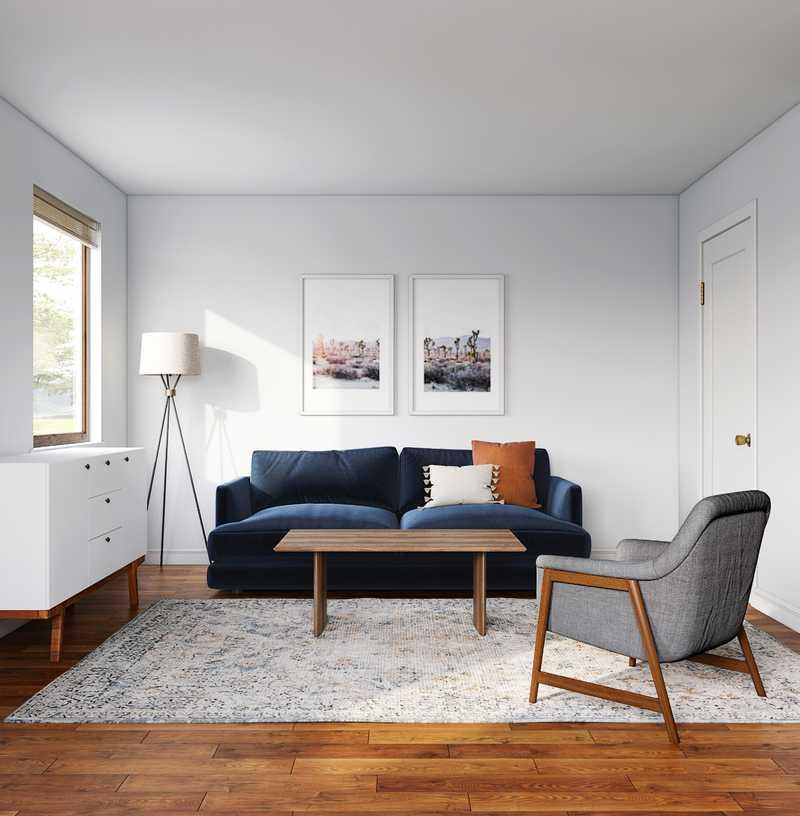 Living Room Design by Havenly Interior Designer Seireen