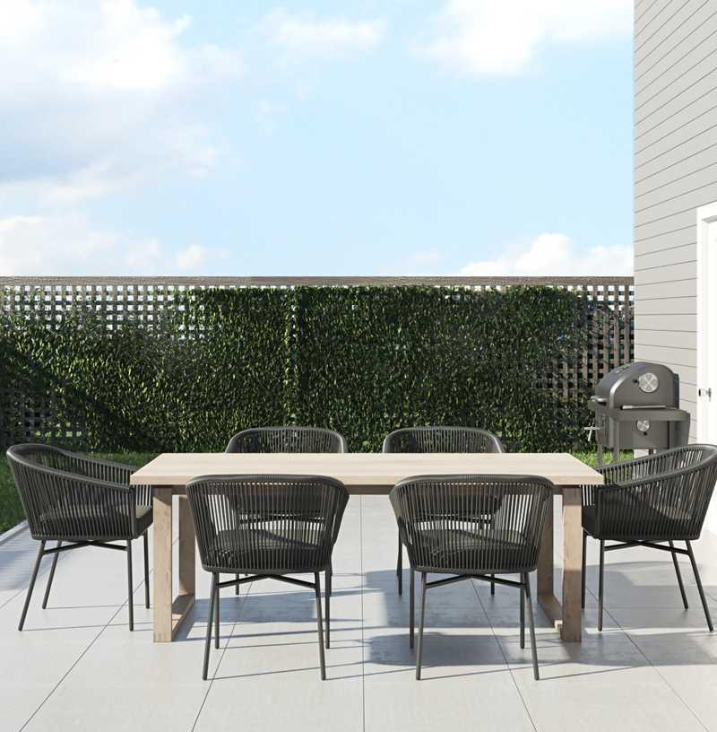 Modern, Scandinavian Other Design by Havenly Interior Designer Autumn