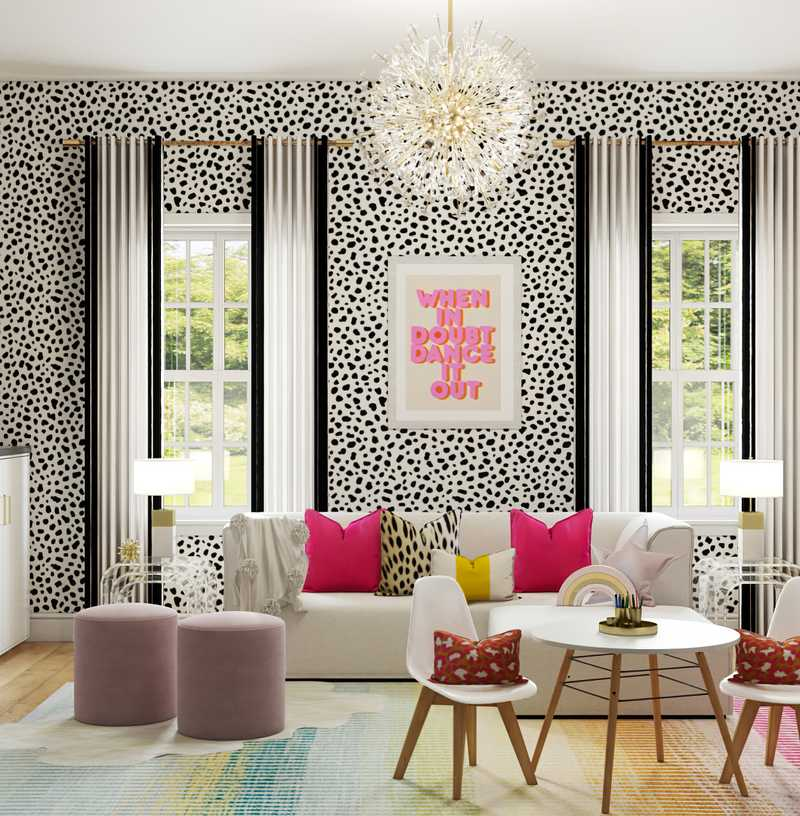 Contemporary, Glam Other Design by Havenly Interior Designer Hannah