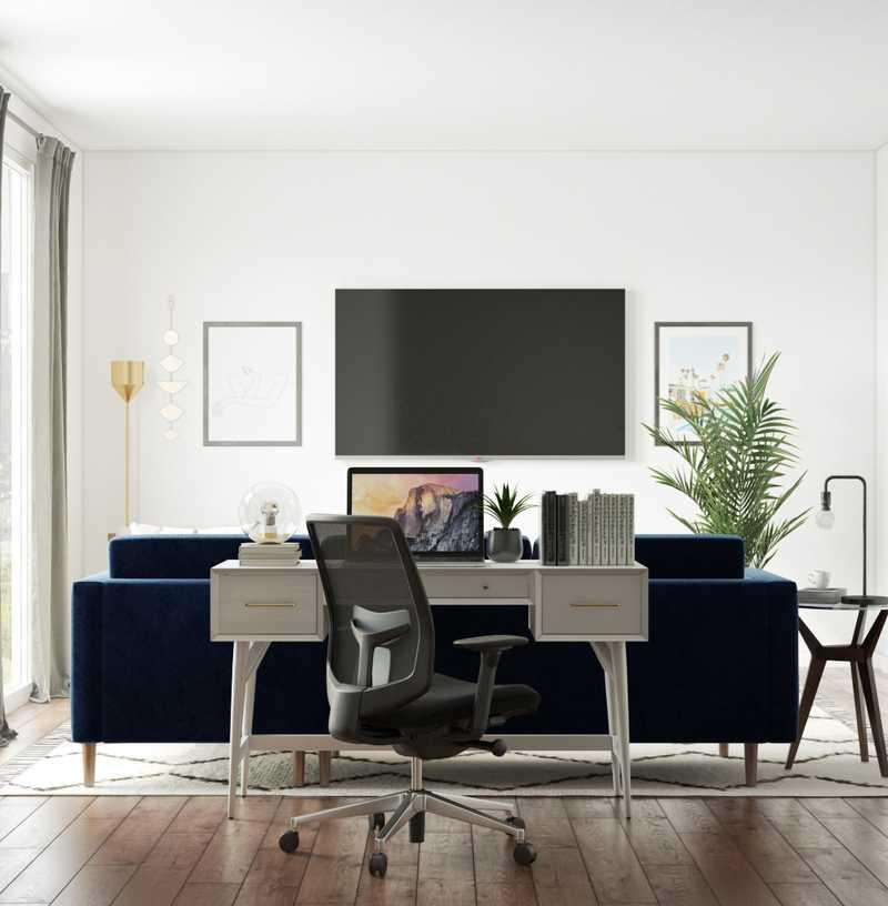 Living Room Design by Havenly Interior Designer Kasee
