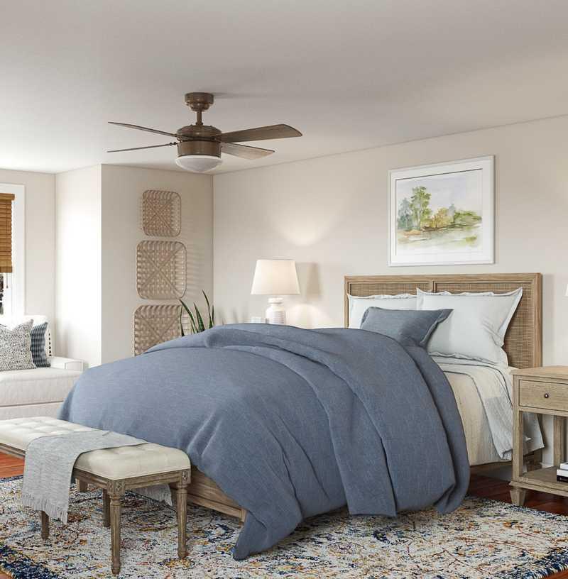 Bedroom Design by Havenly Interior Designer Marsha