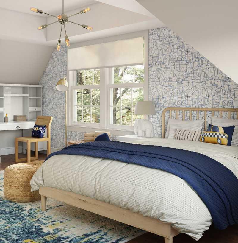 Bedroom Design by Havenly Interior Designer Sydney