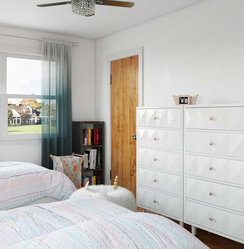 Transitional Nursery Design by Havenly Interior Designer Kate
