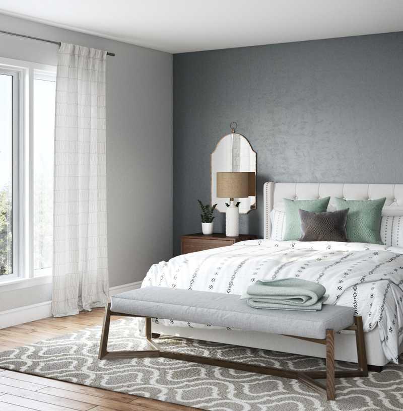 Bedroom Design by Havenly Interior Designer Kate