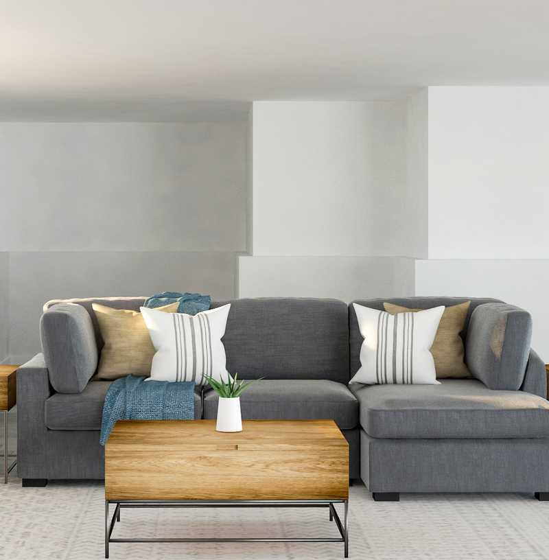 Coastal, Scandinavian Other Design by Havenly Interior Designer Madison