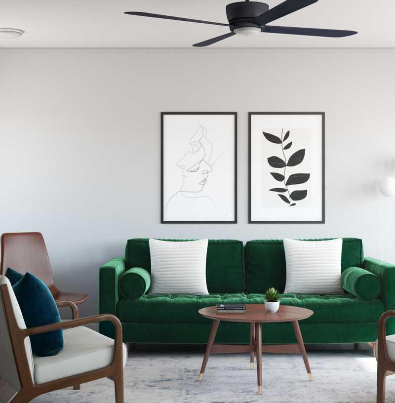 Eclectic, Bohemian Other Design by Havenly Interior Designer Rafaela