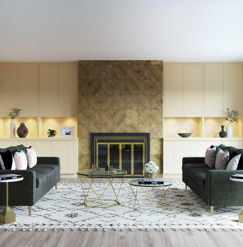 Contemporary, Modern, Glam Other Design by Havenly Interior Designer Shameika