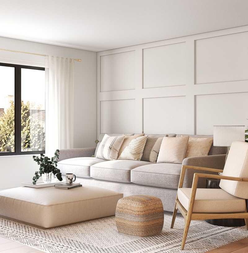 Living Room Design by Havenly Interior Designer Regina