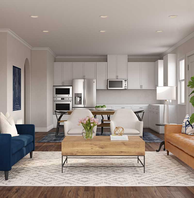 Living Room Design by Havenly Interior Designer Dani