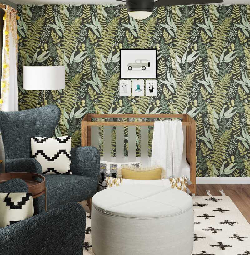 Contemporary, Eclectic Other Design by Havenly Interior Designer Matthew