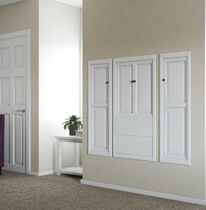 Contemporary, Industrial Bedroom Design by Havenly Interior Designer Azure