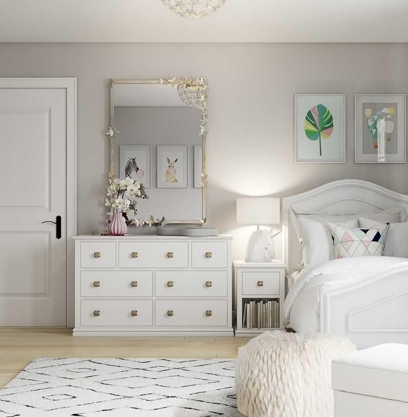 Modern, Minimal Nursery Design by Havenly Interior Designer Paulina