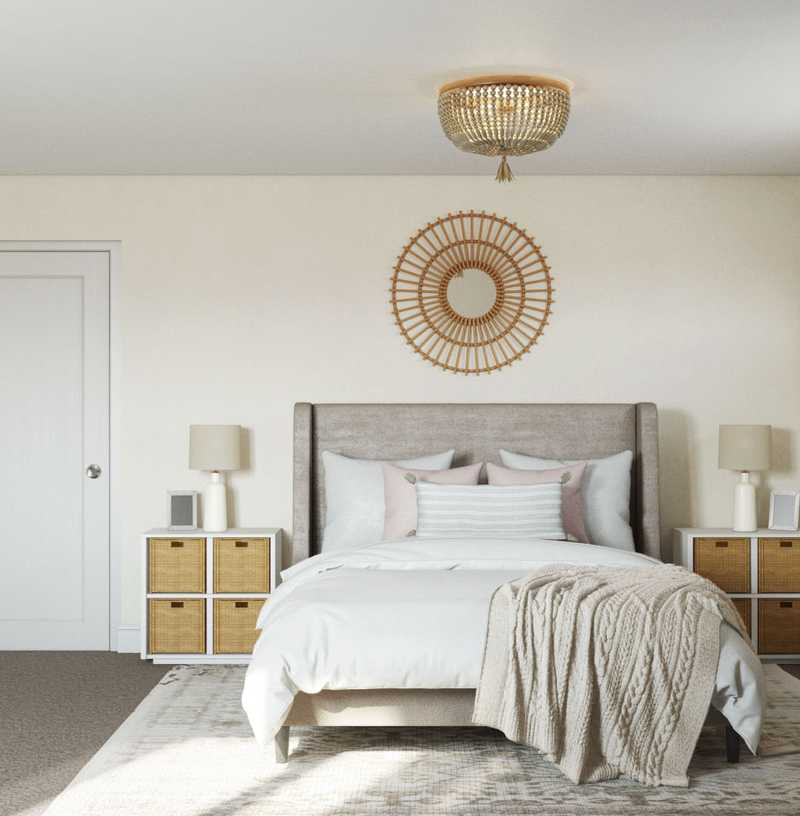 Modern, Bohemian, Scandinavian Other Design by Havenly Interior Designer Nicolle