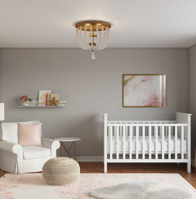 Nursery Design by Havenly Interior Designer Brooke