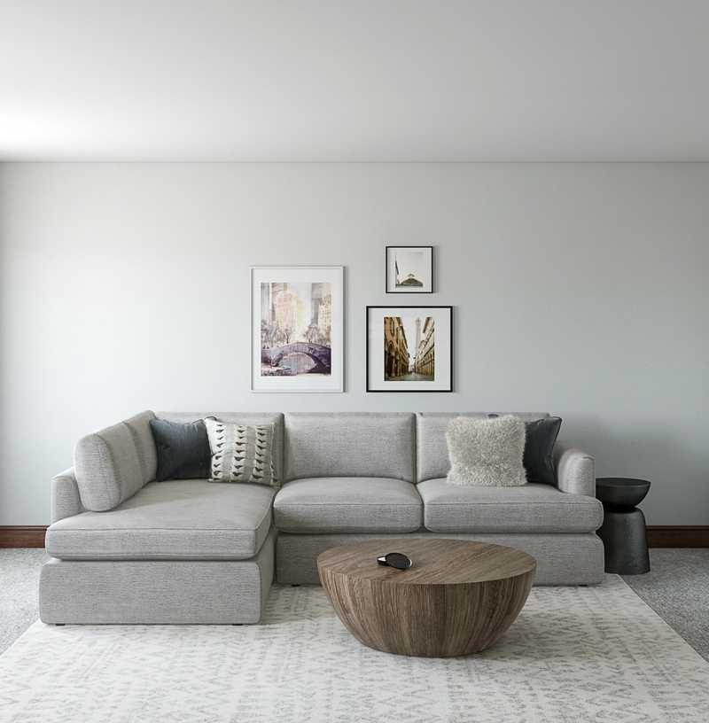 Living Room Design by Havenly Interior Designer Marsha