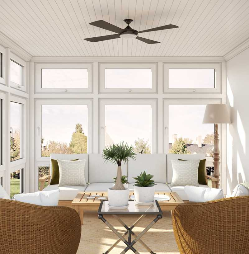 Classic Contemporary Other Design by Havenly Interior Designer Erin