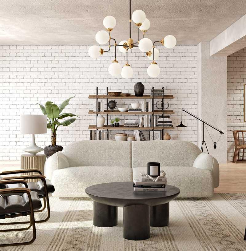 Modern, Industrial, Scandinavian Design by Havenly Interior Designer