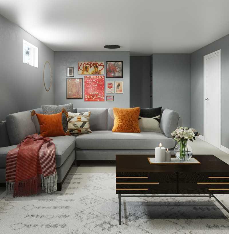 Bohemian, Midcentury Modern Other Design by Havenly Interior Designer Fendy