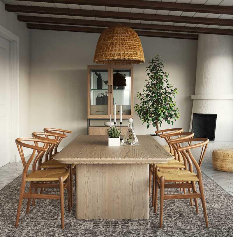 Dining Room Design by Havenly Interior Designer Regina