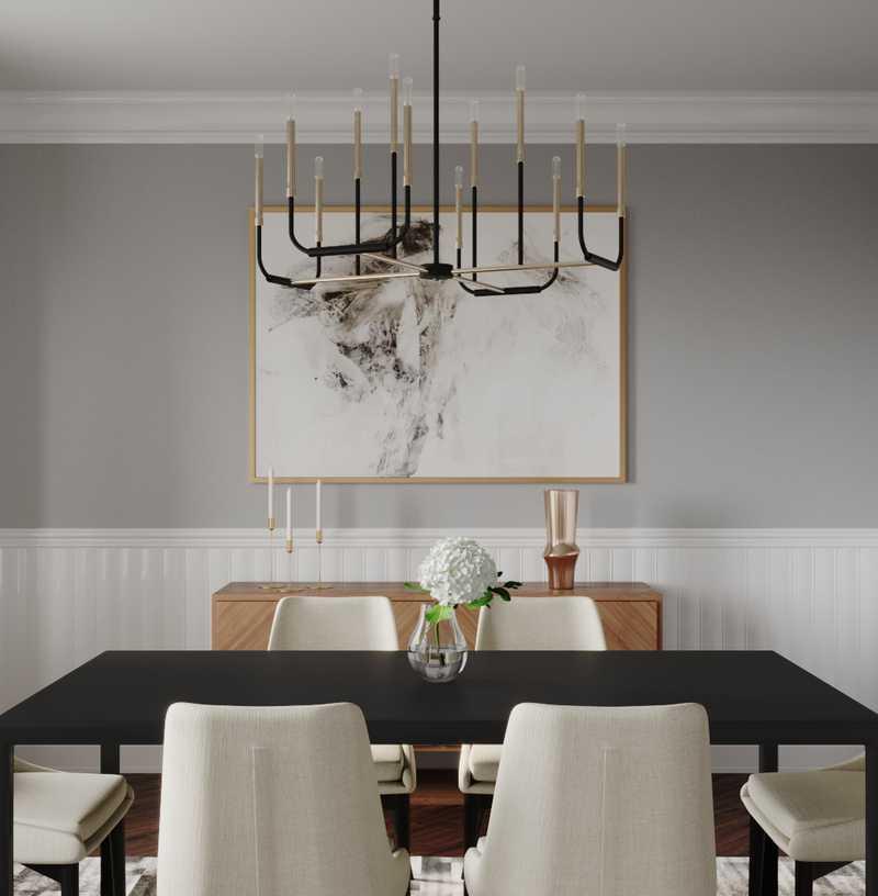 Dining Room Design by Havenly Interior Designer Susannah