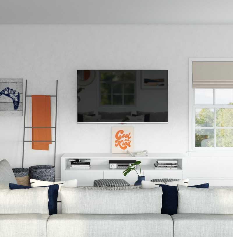 Modern, Coastal, Rustic, Midcentury Modern Other Design by Havenly Interior Designer Taylor