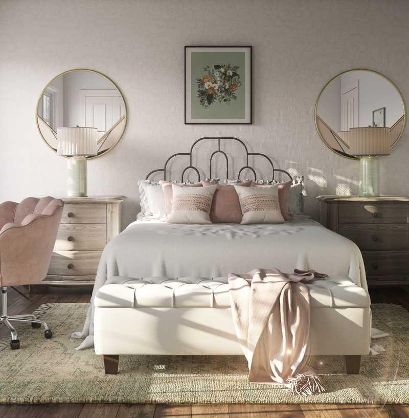 Bedroom Design by Havenly Interior Designer Miranda